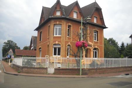 MAISON DE VILLE CAMPAGNE NORMANDE
