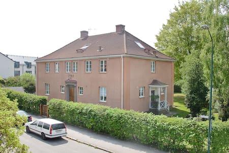 Penthouse apartment with balcony - Kalmar