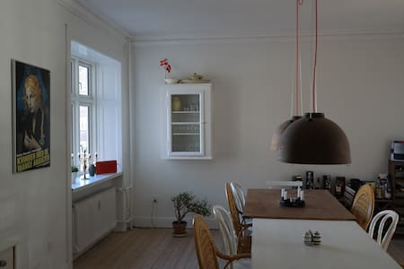 Lovely 3-room apartment in Valby - Apartmen
