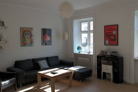 Lovely 3-room apartment in Valby - Apartment