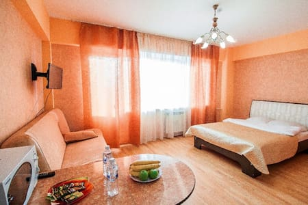 Апартаменты 38 Сити Центр no.2 - Irkutsk - Apartment