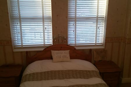 Double room with great location. - House
