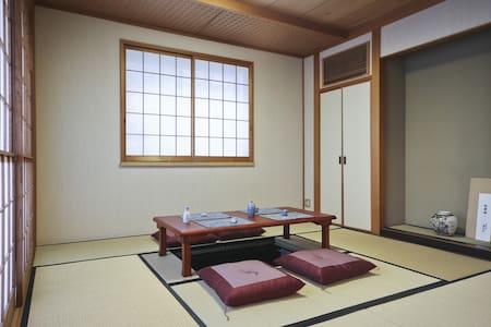 3BR Luxury Flat 10mins to Shinagawa - Minato-ku - Huoneisto