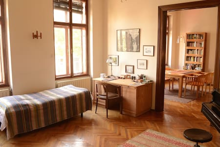 Classic style in citry centre;110m2 - Apartment