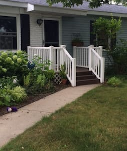 Convenient Room in Traverse City area - House