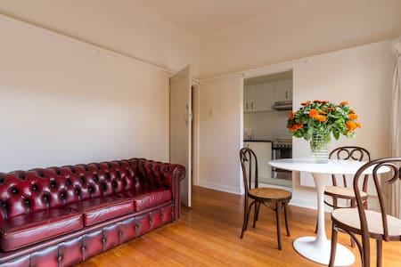 Designer apartment on CBD fringe