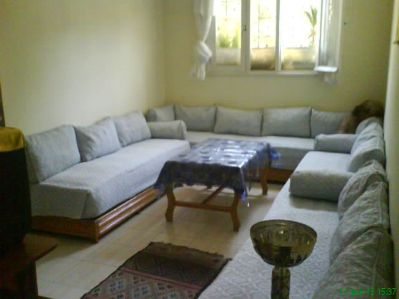 HOLIDAY APARTMENT IN Salé  MORROCCO