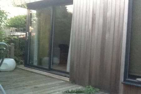 Garden bedroom Surrey Hills - Effingham - Kabin
