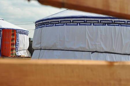 Cozy yurtas, reasonable prices - Khuzhir