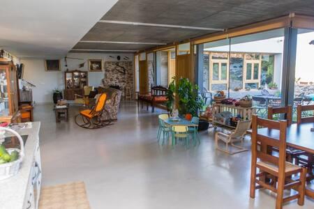 Casa rural con piscina climatizada - Chumillas - Haus