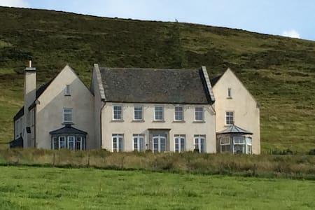 Alexander House, nr Gleneagles, Scotland - Auchterarder - Casa
