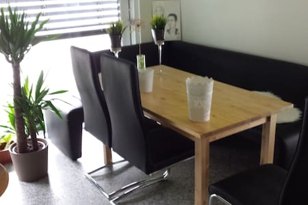 neubau wohnung 72 qm - Apartamento