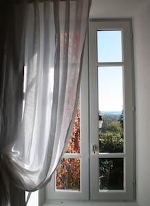 Chambre Germantes 2 personnes - Le Montet