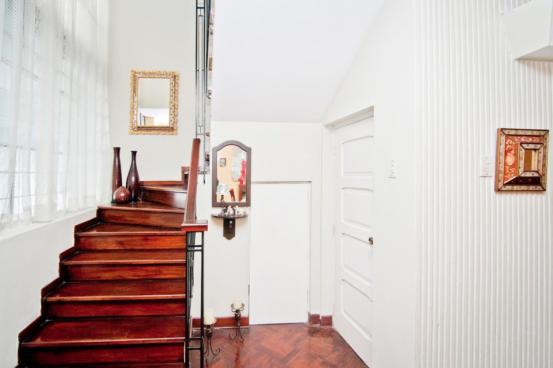 Barranco Room close to Miraflores.
