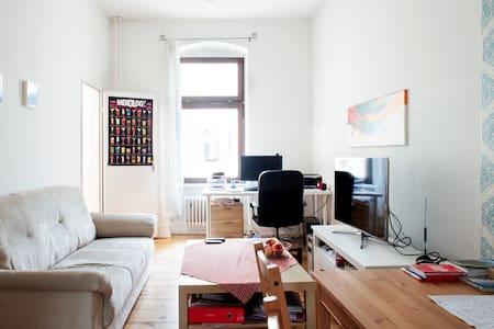Altbau Wohnung in Mitte