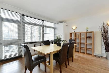 2 Bed Flat in Central London - 2Flr