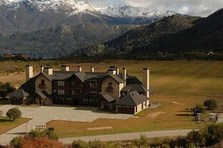 Arelauquen Golf & CC, Unique place! - San Carlos de Bariloche - Apartment