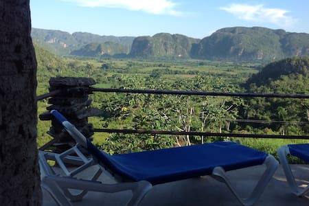 Exclusive and overwhelming view 1 - Vinales