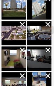 Quarto no condomínio Mirante do Sul - Ribeirão Preto - Apartamento