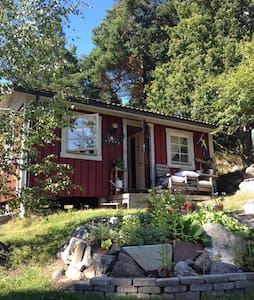Cottage house close to Stockholm