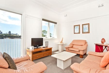 Harbourside apartment in Sydney - Birchgrove