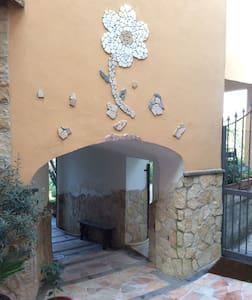 Verdi passeggiate, bagno in piscina - Conca della Campania - House