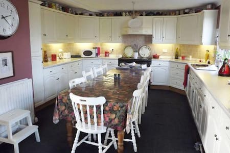 B and B at Plum Tree Cottage - Bed & Breakfast