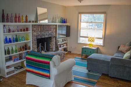 2-BR Cottage Blocks From Downtown - Paso Robles