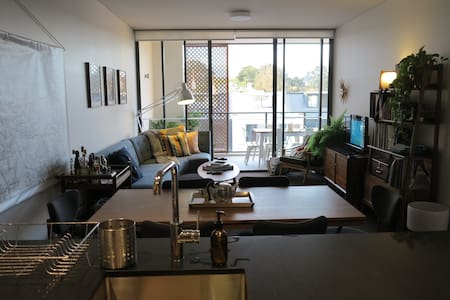 New Mid Century Styled Apartment
