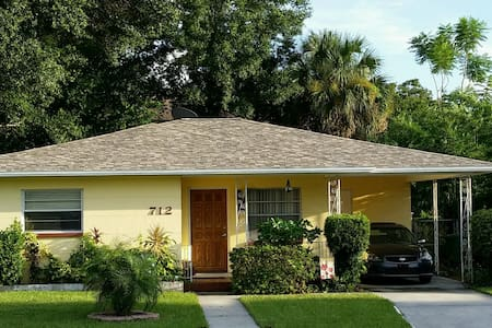 Cute & Convenient Tampa Home