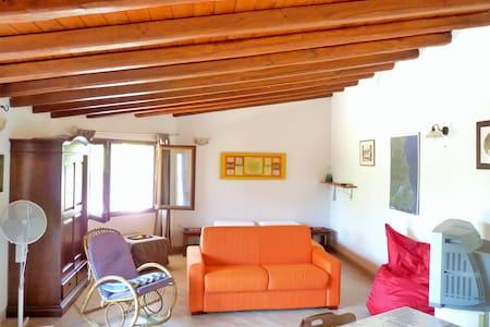 New builded bungalow with garden - Rumah