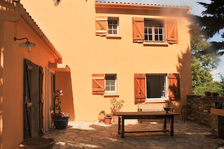maison entre montagne et mer - Poggio-d'Oletta