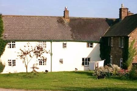 Pen-y-dre Farmhouse Bed & Breakfast - Abergavenny - Bed & Breakfast