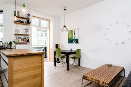 Central location - CPH (Norrebro)!