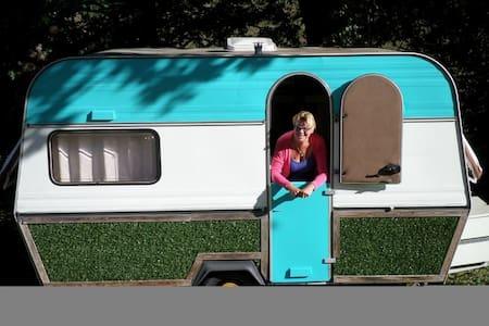 Cozy caravan - Wohnwagen/Wohnmobil