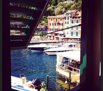 pieds dans l'eau in Portofino - Apartment