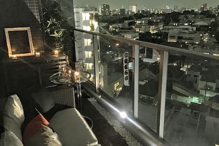 New!Top floor Shibuya 7min flat! - Huoneisto