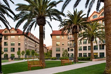 Stanford university - on campus