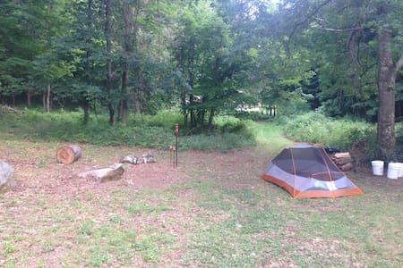 Private Camp Site - Peace & Quiet - Kent