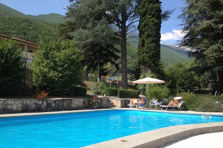 GOLF SUITE SANDONATO - GRAN SASSO  L'AQUILA - Apartment