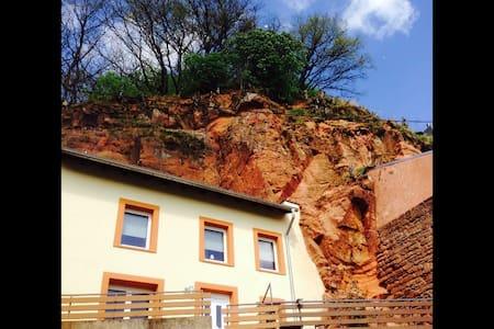 Ferienhaus in Trier einzigartig ruhig stadtnah - Maison