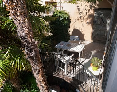 Apartment w/ terrace Nyons Provence - Appartamento