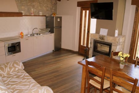 Apartaments Rurals Cal Remolins x4 - Lägenhet