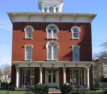 The Ragland Mansion B&B and Events - Szoba reggelivel