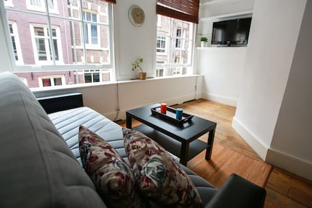 Smoker friendly DAMsquare Apartment