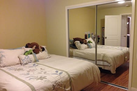 Master Bedroom/Shared Space
