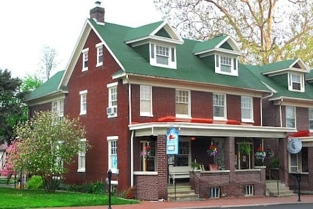 Cozy inn in Gettysburg's old town - Bed & Breakfast