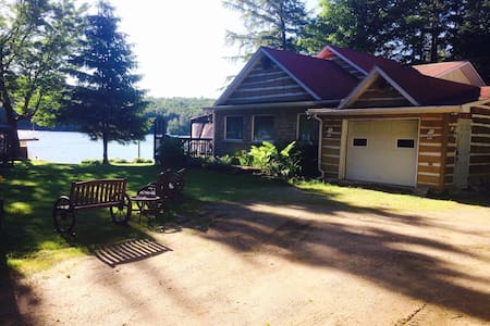 Chalet Lac Doré (Waterfront) 4 beds - Chalupa