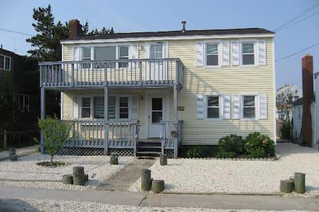 Beach Haven 2 Bdrm - 1st Fl Unit - Beach Haven - House