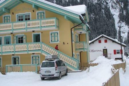 Appartamento 7posti in Val di Fassa - Appartamento